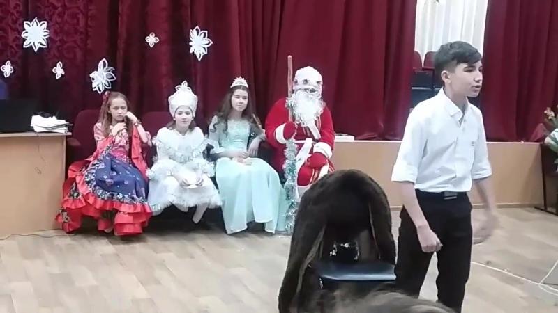 Беренче театр монолог из спектакля