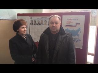 Александр Макаров о голосовании