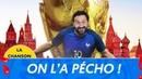 France championne du monde On la pécho, lhommage aux bleus de Cyril Hanouna !