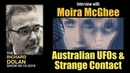 Australian UFOs and Strange Contact Guest Moira McGhee - The Richard Dolan Show