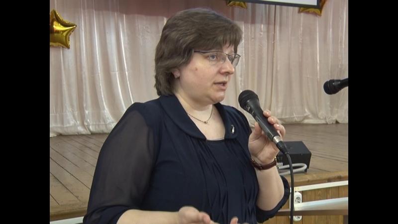 Приветствие зам. Министра образования Ю. Н. Коваленко стажёрской площадки для учителей (2)