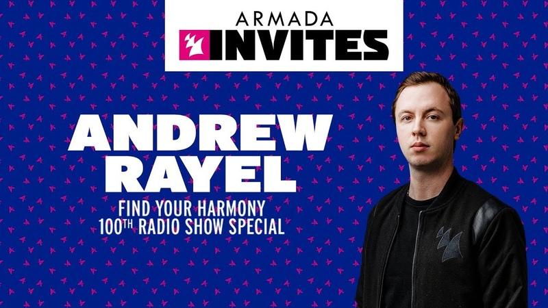 Armada Invites - Andrew Rayel