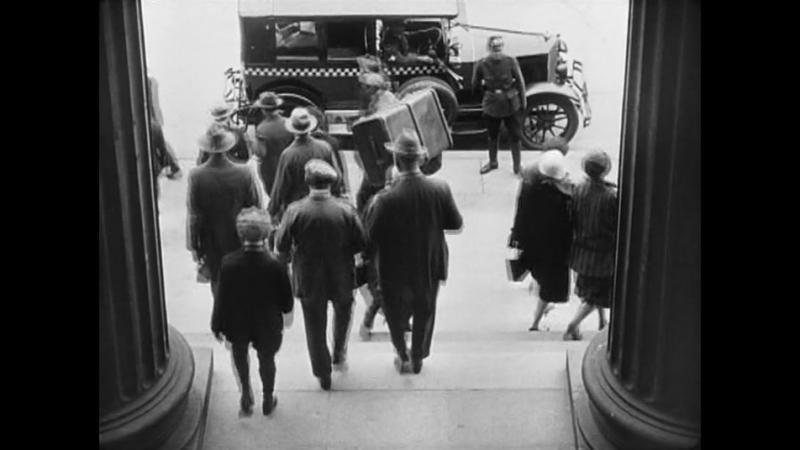 Берлин Симфония большого города (1927)