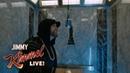 Эминем исполнил трек к фильму «Веном» на крыше Эмпайр-стейт-билдинг в рамках нового выпуска шоу Джимми Киммела