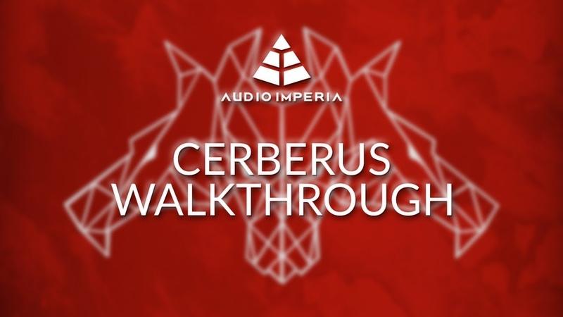 Audio Imperia Cerberus (Epic Cinematic Drums) - Walkthrough