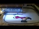 Вышивальный автомат