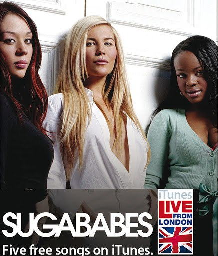 Sugababes альбом Sugababes Live In London