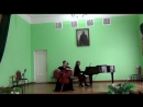 Ф.Вераччини Ларго исп. Евгения Сахарова