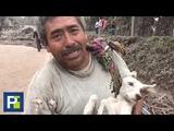 Sobreviviente en Guatemala narra c