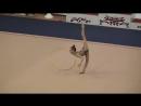 Травкина Ульяна 2006 г. р. Обруч, Юные гимнастки г. Пенза. 2 - 8 ноября 2017 г.