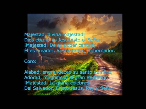 Majestad Himno Bautista