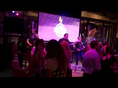 Coverband Liverpool Улица Роз MaxBrau 28 04 2018 Ария cover