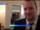 Корреспондент Городского телеканала — на торжествах в Москве, посвященных 100-летию