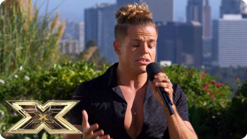 Gio brings the rock and roll to Judges' Houses | Judges' Houses | The X Factor UK 2018