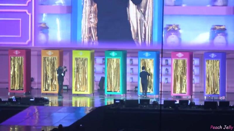 180113 방탄소년단(BTS) Fashion Show - 4TH MUSTER by Peach Jelly