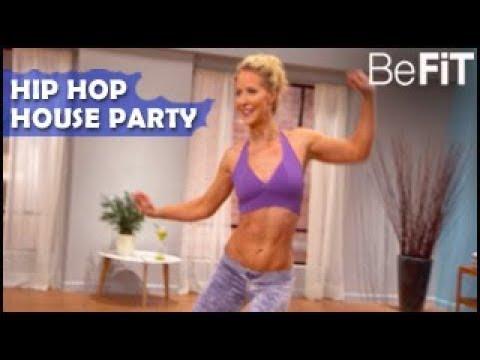 Hip Hop House Party Dance Workout: 10 Min Solution- Heather Graham