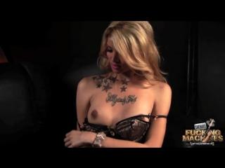 Jenna Rachels [Fucking Machine] (shemale, trans, trap, masturbation, anal, solo) // https://vk.com/trapz317