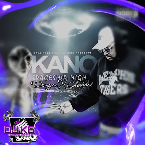 kano альбом Spaceship High (Dragged n Chopped)