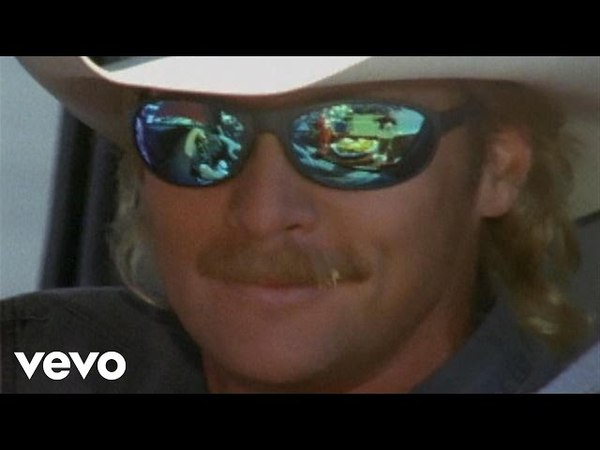 Alan Jackson - Who's Cheatin' Who