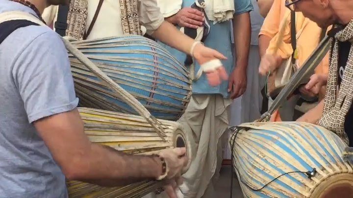 GoKirtan Индия 2017