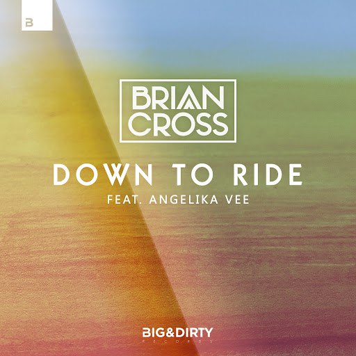 Brian Cross альбом Down To Ride