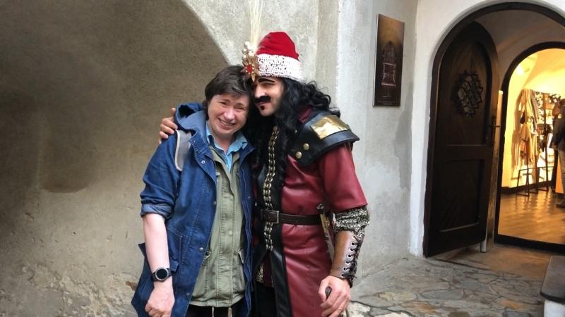 Встреча в Трансильвании Замок Бран