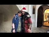 Встреча в Трансильвании. Замок Бран