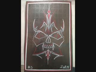 Тру метал. Полотно #3