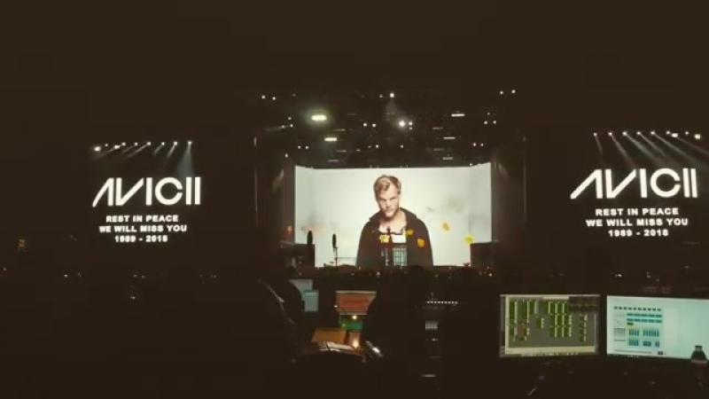 Coachella 2018 - Avicii RIP