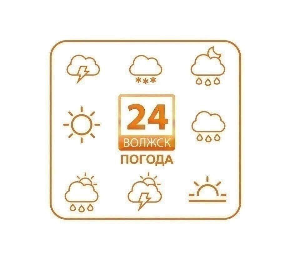 Доброе утро, волжане! Прогноз погоды на 23 июня!