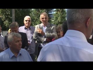 Вместо благоустройства «красный» балаган http://ulpravda.ru