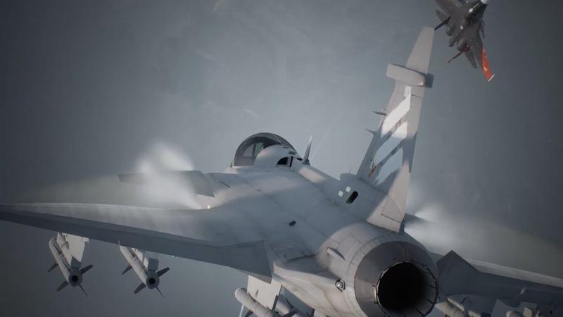 Сюжетный трейлер Ace Combat 7 Skies Unknown