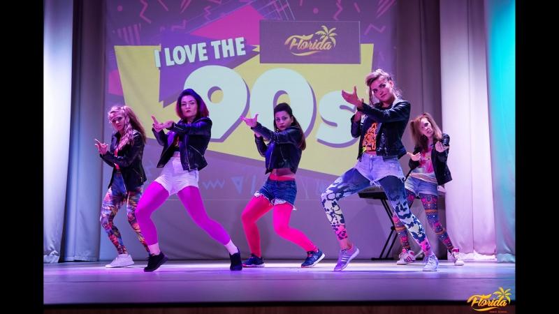 Dancehall summer 2018 | FLORIDA dance school