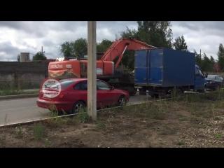 Причина разбитых дорог в Иванове