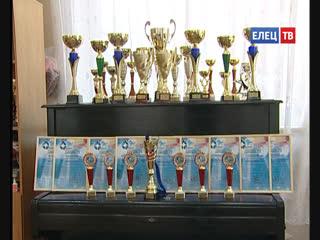 Награды из северной столицы. Образцовый хореографический коллектив «Росинка» завоевал призы «Балтийского созвездия»