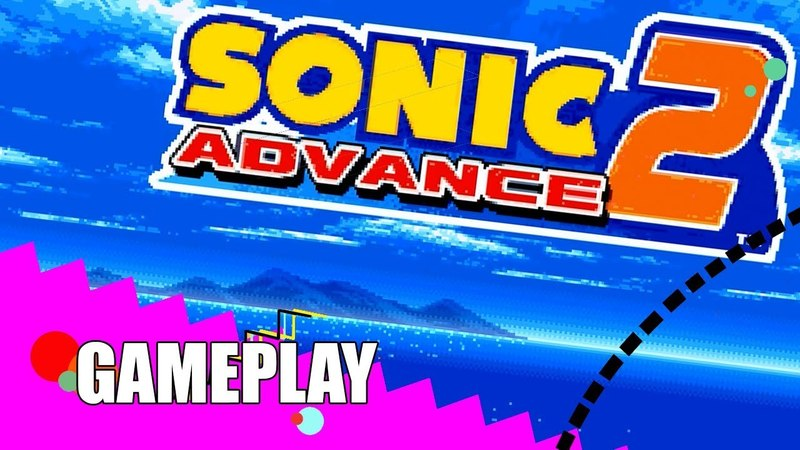 Sonic Advance 2 Gameplay - A Sonic Mania Mod