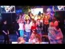 Детеныш на disco party у друга в клубе ПАПАНИН