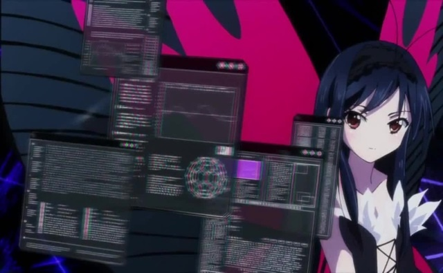 Anime    HACKER