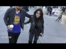 Becky G outside the 67th Annual NBA All-Star Game on February 18, 2018 in Los Angeles