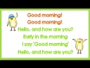 Good_Morning_Song_for_Kids__with_lyrics _The_Singing_WalrusThe_Singing_Walr