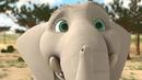 очень смешной мультик слон играет очень интересно 2017 HD 720