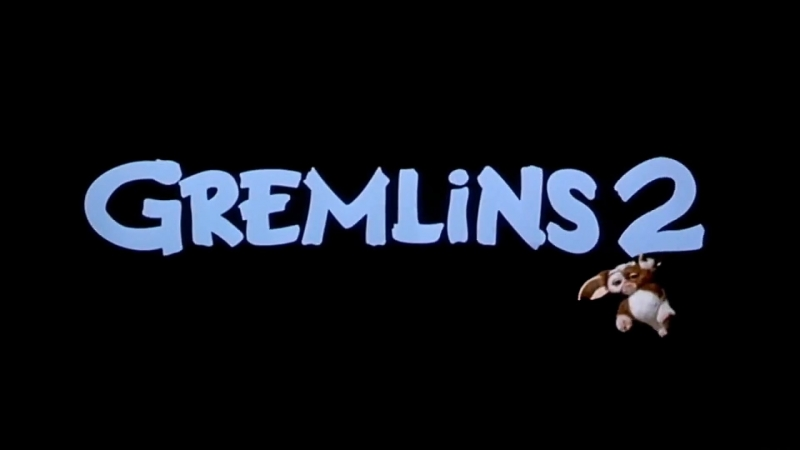 Gremlins 2: The New Batch ↑ Trailer