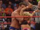 WWE Raw 12.11.2006 - Chris Masters put Torrie Wilson in the Masterlock