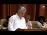 Presidente cubano destaca importancia de nueva constituci