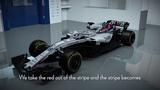 Williams A Unique Livery in Formula One