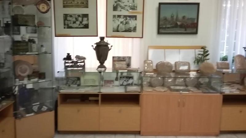 видеозарисовка из музея тульского пряника