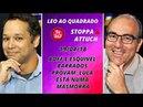 LEO AO QUADRADO(19/4/18) - Boff e Esquivel barrados provam: Lula está numa masmorra
