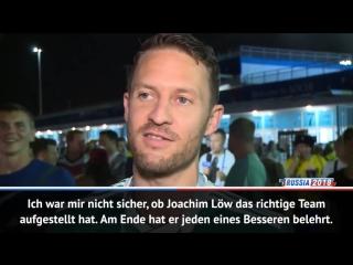 Fussball-wm 2018- kroos-artig- so feierten die dfb-fans in sotschi