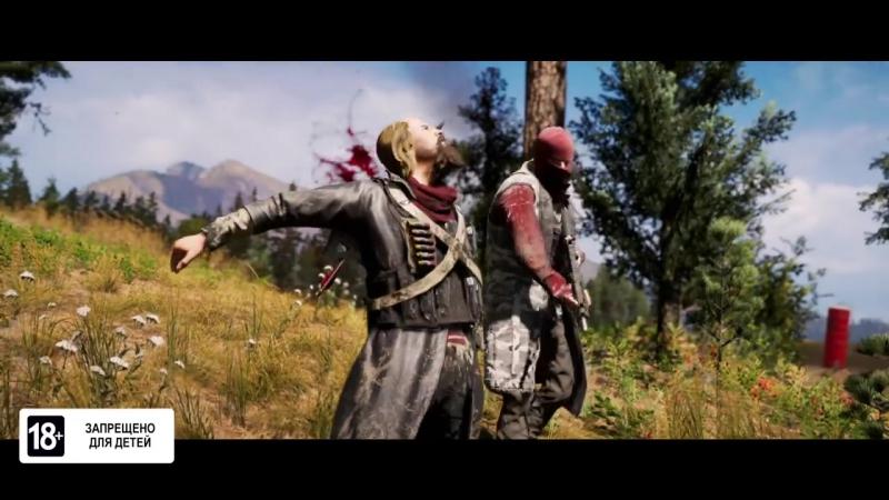 Far Cry 5 будет защищена Denuvo, Ubisoft огласила системные требования игры