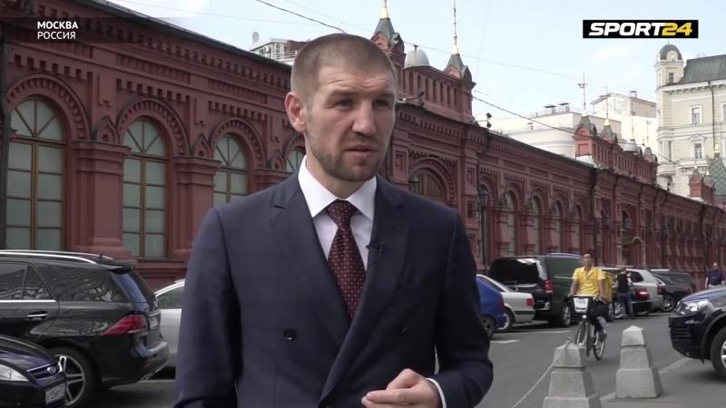 Дмитрий Пирог о предстоящем поединке Гассиев vs Усик